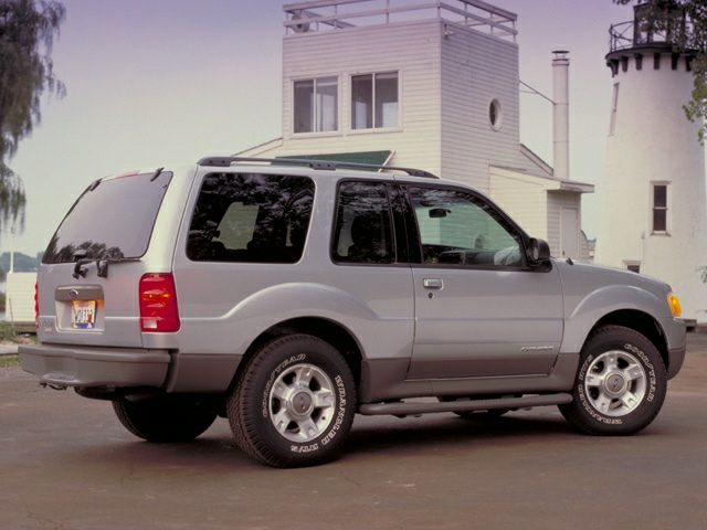 Ford Explorer Sport Information - 2003 explorer