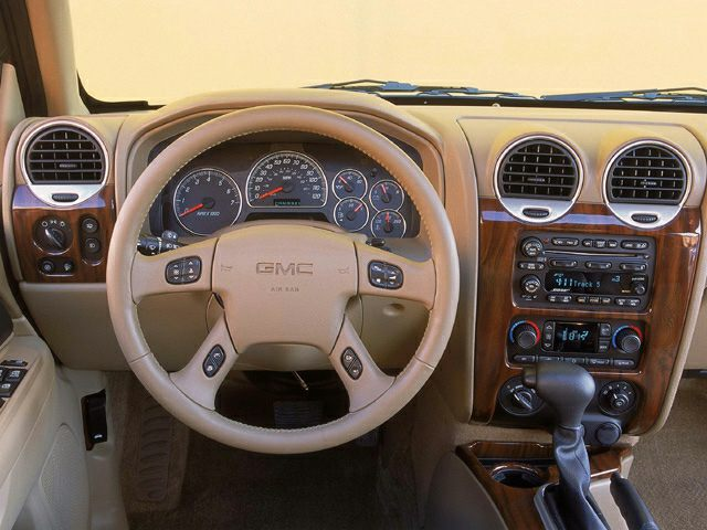 2002 Gmc Envoy New Car Test Drive