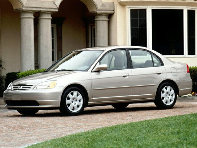 2002 honda civic information. Black Bedroom Furniture Sets. Home Design Ideas