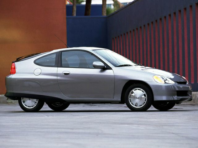 2002 Honda Insight Exterior Photo
