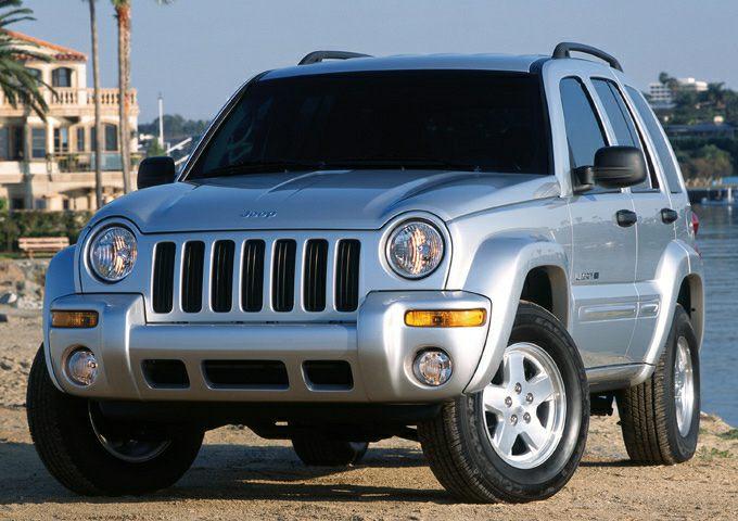 2002 Jeep Liberty Exterior Photo
