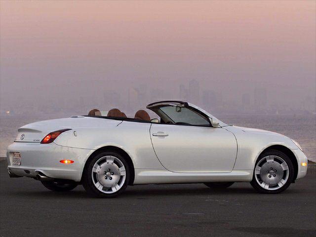 Lexus sc 430 2002