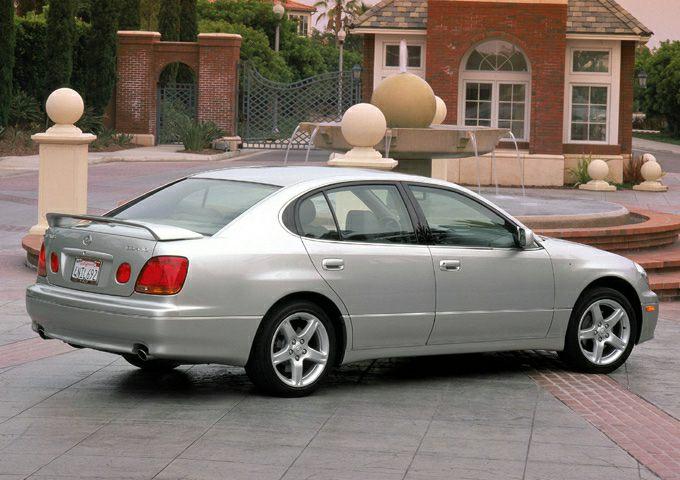 2003 Lexus GS 430 Exterior Photo
