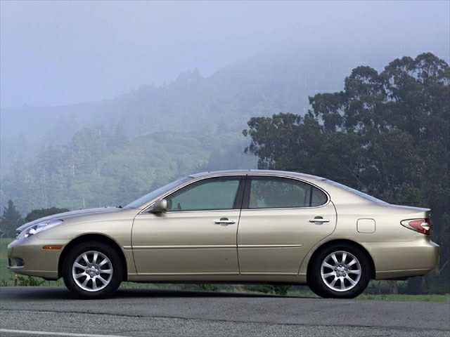 2002 lexus es 300 base 4dr sedan pictures. Black Bedroom Furniture Sets. Home Design Ideas