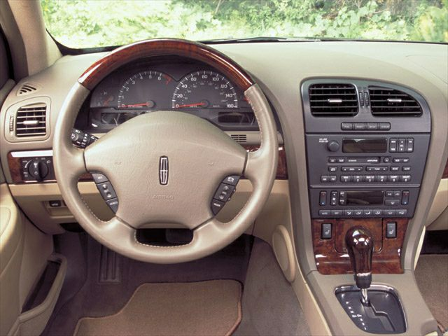 2002 Lincoln Ls V6 Manual Sport 4dr Sedan Pricing And Options