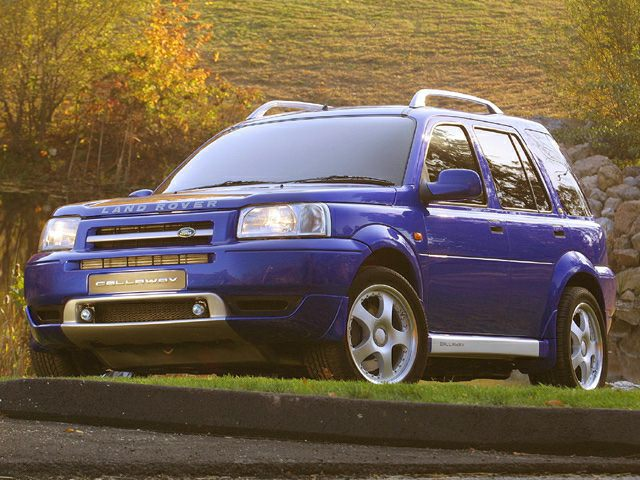 2002 Land Rover Freelander Specs and Prices