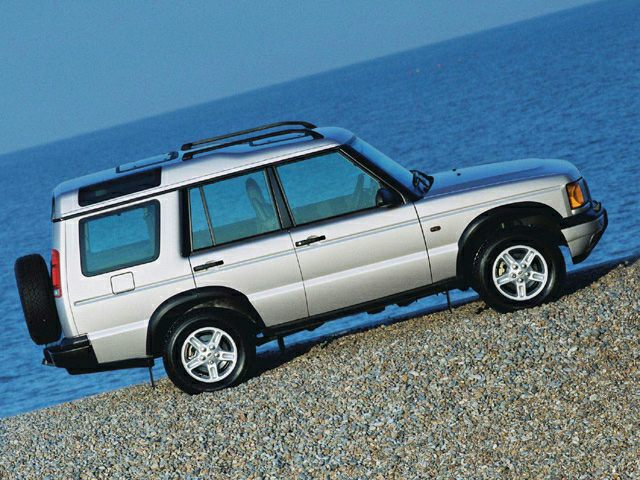 Land Rover Discovery >> 2002 Land Rover Discovery Information