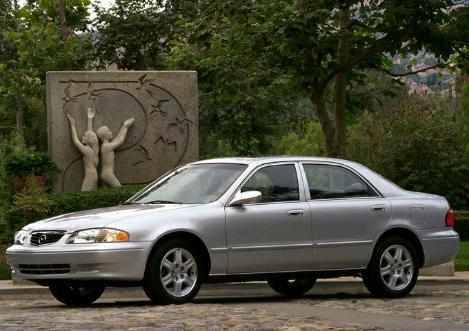 2002 Mazda 626 Specs and Prices