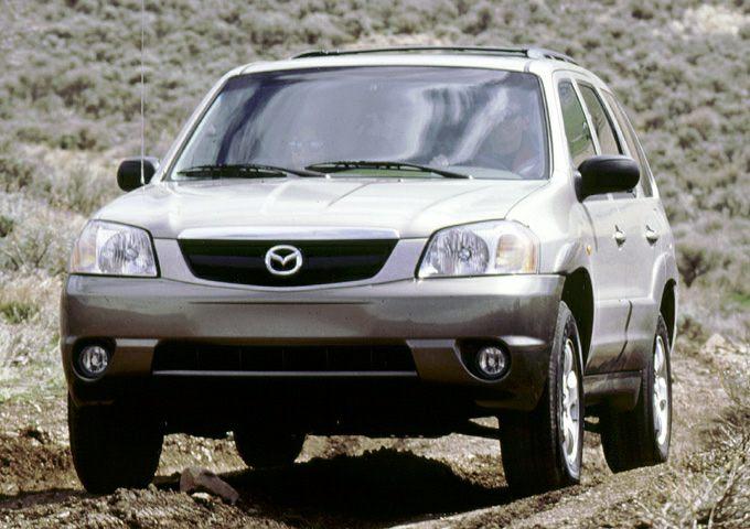 2002 Mazda Tribute Exterior Photo