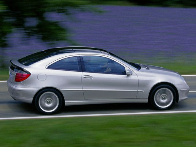 2002 mercedes benz c class information. Black Bedroom Furniture Sets. Home Design Ideas