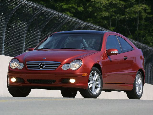 2002 Mercedes-Benz C-Class Exterior Photo