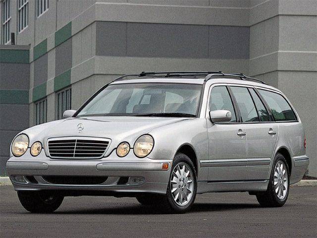 2002 E-Class