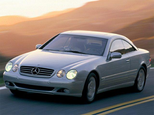 2002 CL-Class