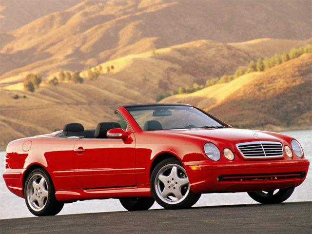 2002 Mercedes Benz Clk Class Base Clk 430 2dr Convertible Specs And Prices
