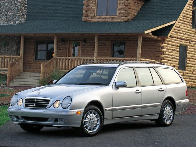 2002 mercedes benz e class 4m e 320 4dr all wheel drive station wagon pictures. Black Bedroom Furniture Sets. Home Design Ideas