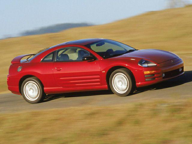 2002 Mitsubishi Eclipse Exterior Photo
