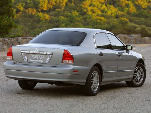 2002 Mitsubishi Diamante VR-X 4dr Sedan Specs and Prices