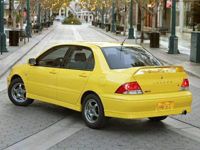 2003 Lancer Oz Rally >> 2002 Mitsubishi Lancer OZ Rally 4dr Sedan Pictures