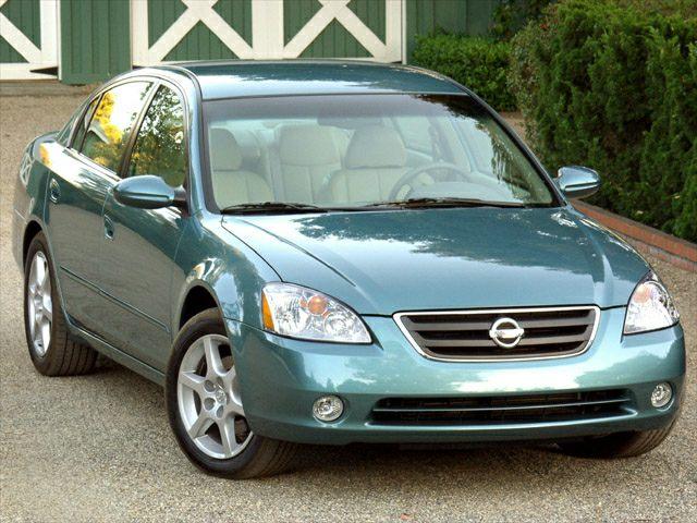 2002 Nissan Altima Information