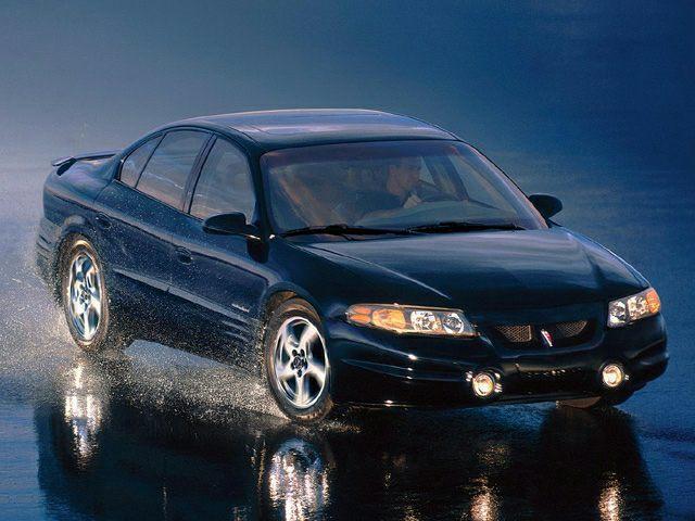 02 2002 Pontiac Bonneville owners manual