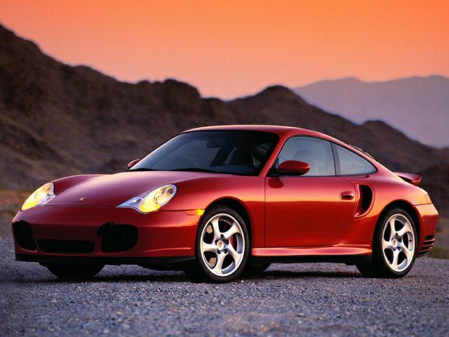 2002 Porsche 911 Information