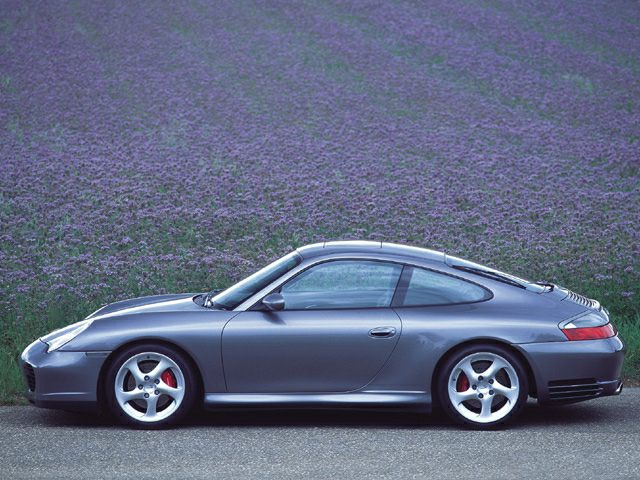 2002 Porsche 911 Carrera 4s 2dr All Wheel Drive Coupe Pictures