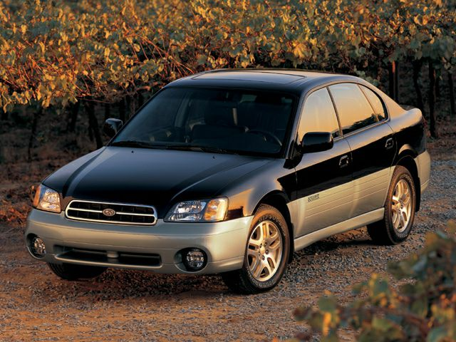 2002 Subaru Outback Pictures