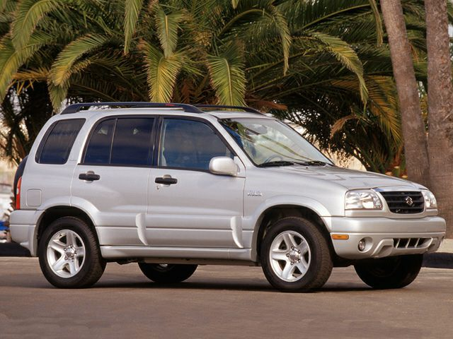 Suzuki Grand Vitara Years