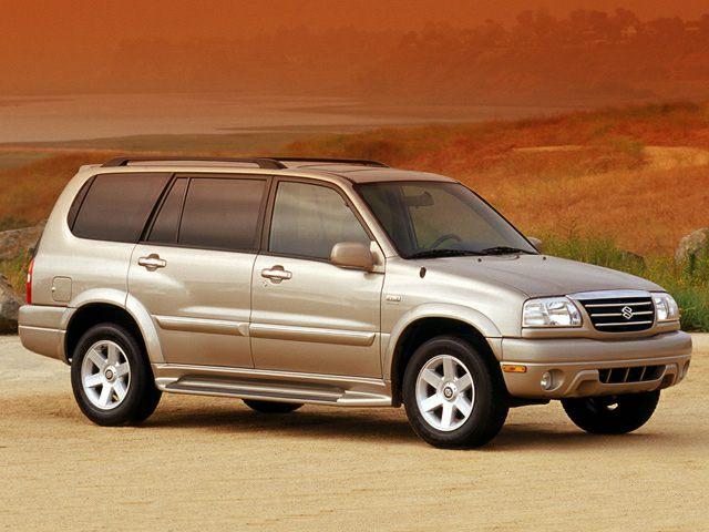 Suzuki xl7 recall