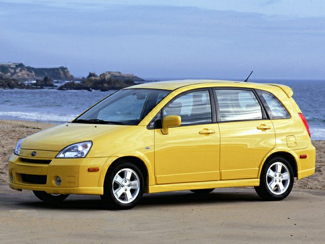 Suzuki Sx Aerio Review