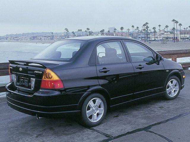 2002 Aerio