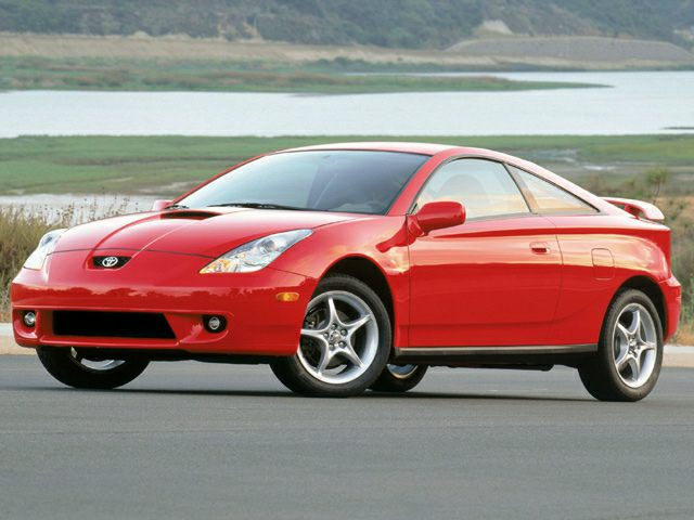 2002 Toyota Celica Gt 3dr Hatchback Specs And Prices