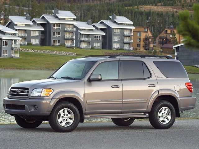 2002 toyota sequoia limited v8 4dr 4x4 for sale 2002 toyota sequoia limited v8 4dr 4x4 for sale