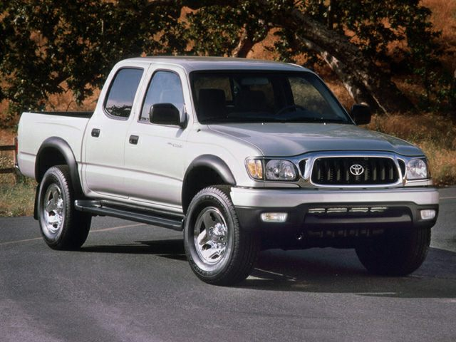 2002 Toyota Tacoma Prerunner V6 4x2 Double Cab 121 9 In Wb Specs And Prices