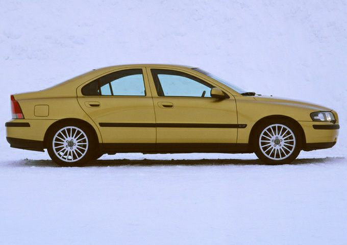 2002 Volvo S60 Exterior Photo