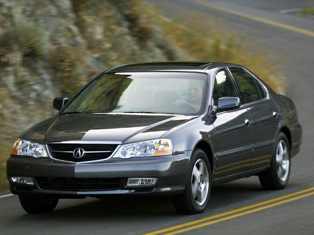 2003 Acura Tl Information