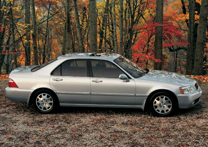 2003 acura rl 3 5 4dr sedan pictures. Black Bedroom Furniture Sets. Home Design Ideas