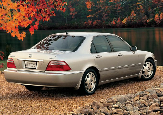 2003 acura rl information. Black Bedroom Furniture Sets. Home Design Ideas