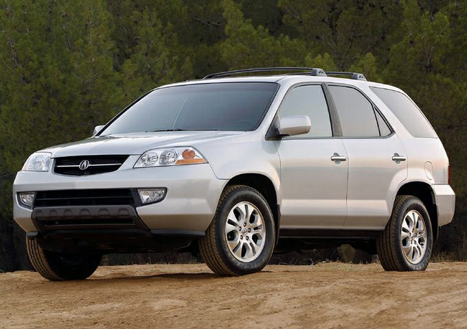 2015 Acura Rdx For Sale >> 2003 Acura MDX Information