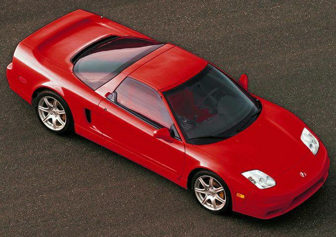 2003 NSX-T