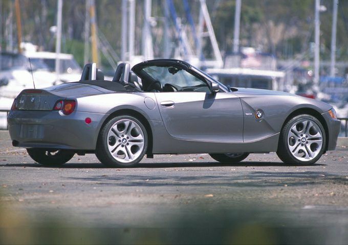 2004 Bmw Z4 Pictures