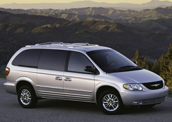 2003 Town & Country