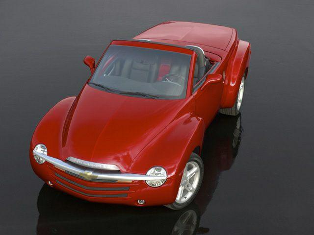 2003 Chevrolet SSR Exterior Photo