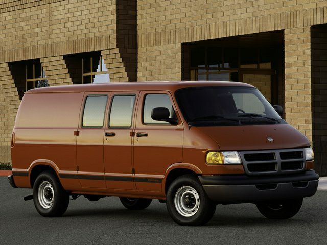 2003DodgeRam Van 2500