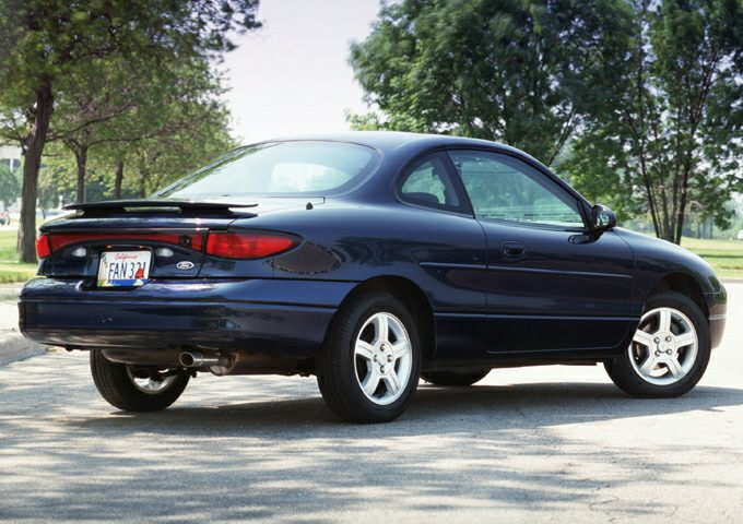 2003 Ford ZX2 Exterior Photo