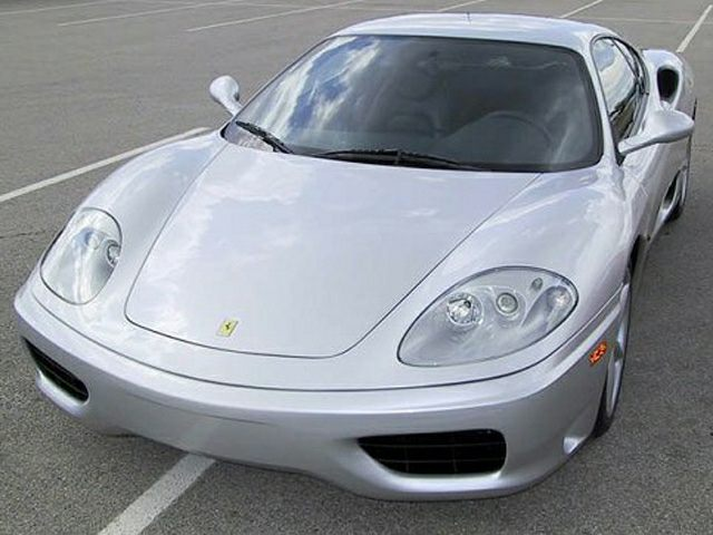 2002 360 Modena