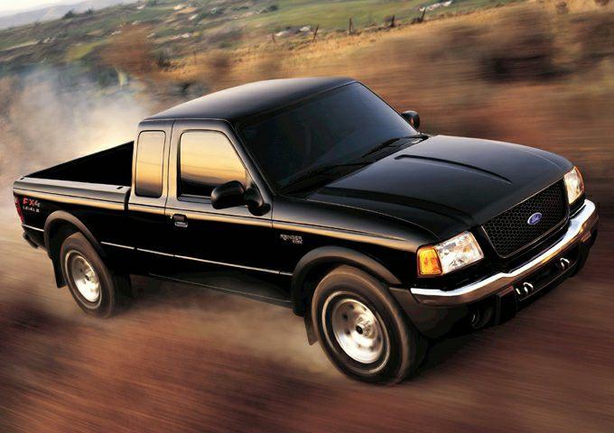 2008 Ford Ranger Fx4 Reviews >> 2003 Ford Ranger XLT 4.0L FX4/Off-Road 4dr 4x4 Super Cab Styleside 5.75 ft. box 125.7 in. WB ...