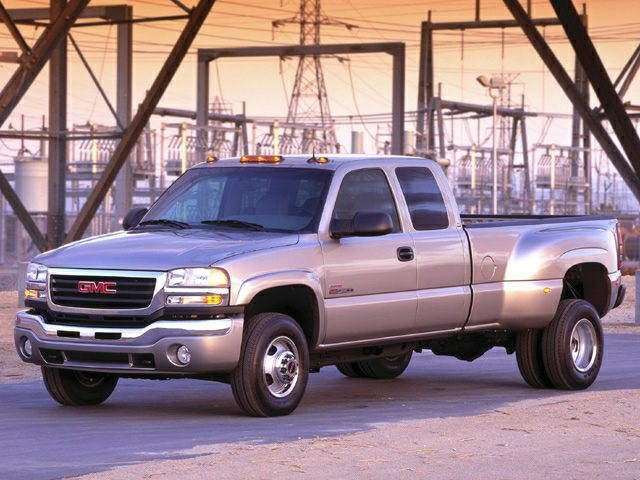 2004 Sierra 3500