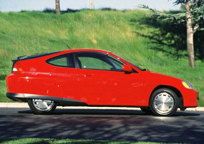2004 Honda Insight Exterior Photo