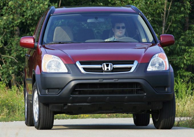 2003 honda cr v information. Black Bedroom Furniture Sets. Home Design Ideas
